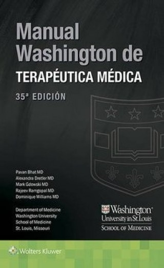 Manual Washington de Terapéutica Médica 35° Edición