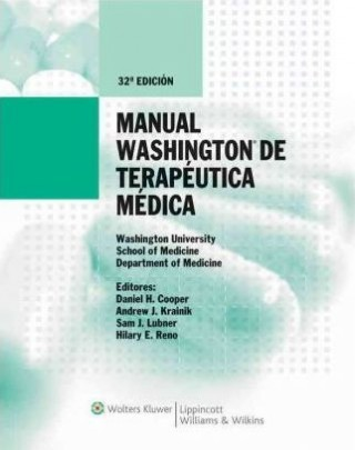 Manual Washington de Terapéutica Médica 32 ° Edición